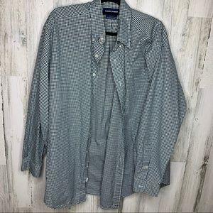 Ralph Lauren Golf Shirt XL Green Tilden
